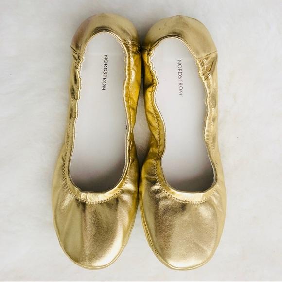 childrens gold ballet pumps 6ebf6c
